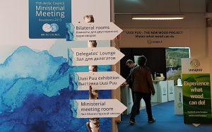 Uusi puu_Arktisen neuvoston ulkoministerikokous