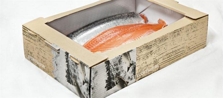 Ekologinen kalapakkaus