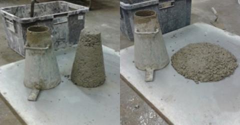 Ekologinen betonin notkistin
